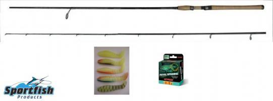 Prut SPF Maestro spin 2,70m/5-25g + 2 dárky zdarma