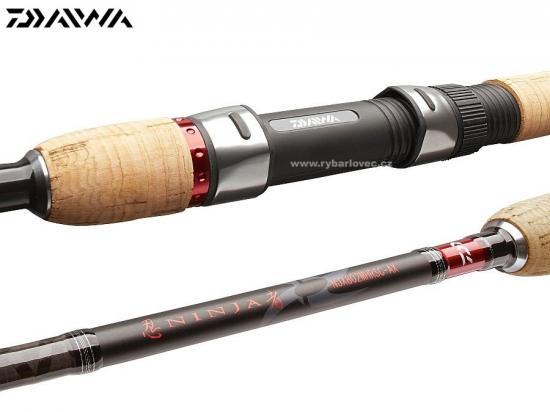 Prut Daiwa Ninja Jigger Spin 2,10m 5-20g