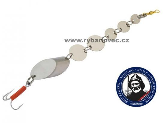 Pilker Solvkroken Chain 350g