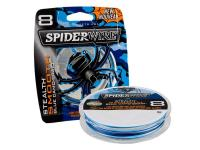 Šňůrka Spiderwire Smooth 8 Blue Camo 0,12mm/150m