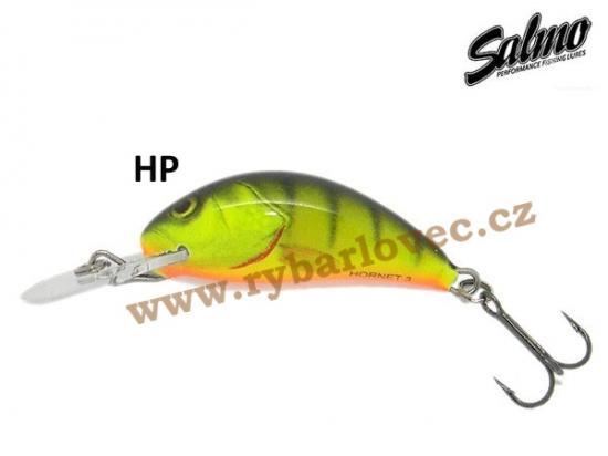 Wobler Salmo Hornet H2S - potápivý 2,5cm-HP