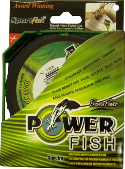 pletená šňůra sport fish 150m 0,16mm