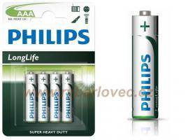 Baterie Long life R03
