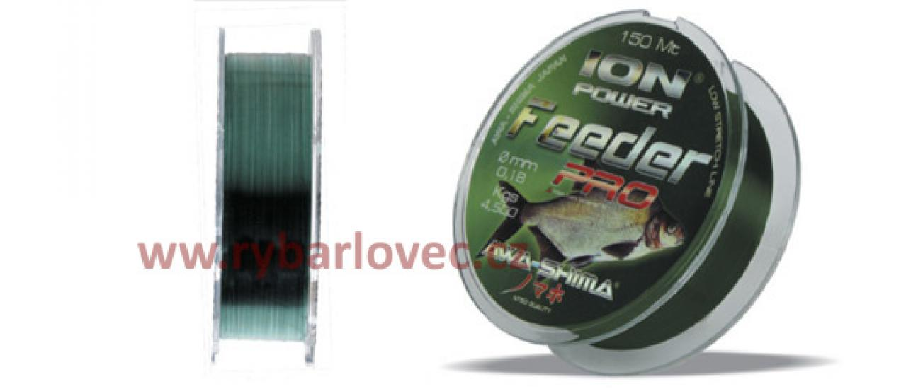 ION power feeder pro 0,203mm,150m-silon