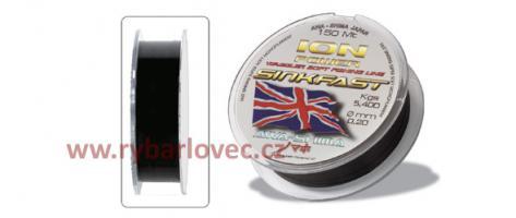 ION power match sinkfast 0,16mm,150m-silon