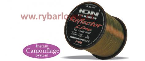 ION power reflector carp 0,22mm,600m
