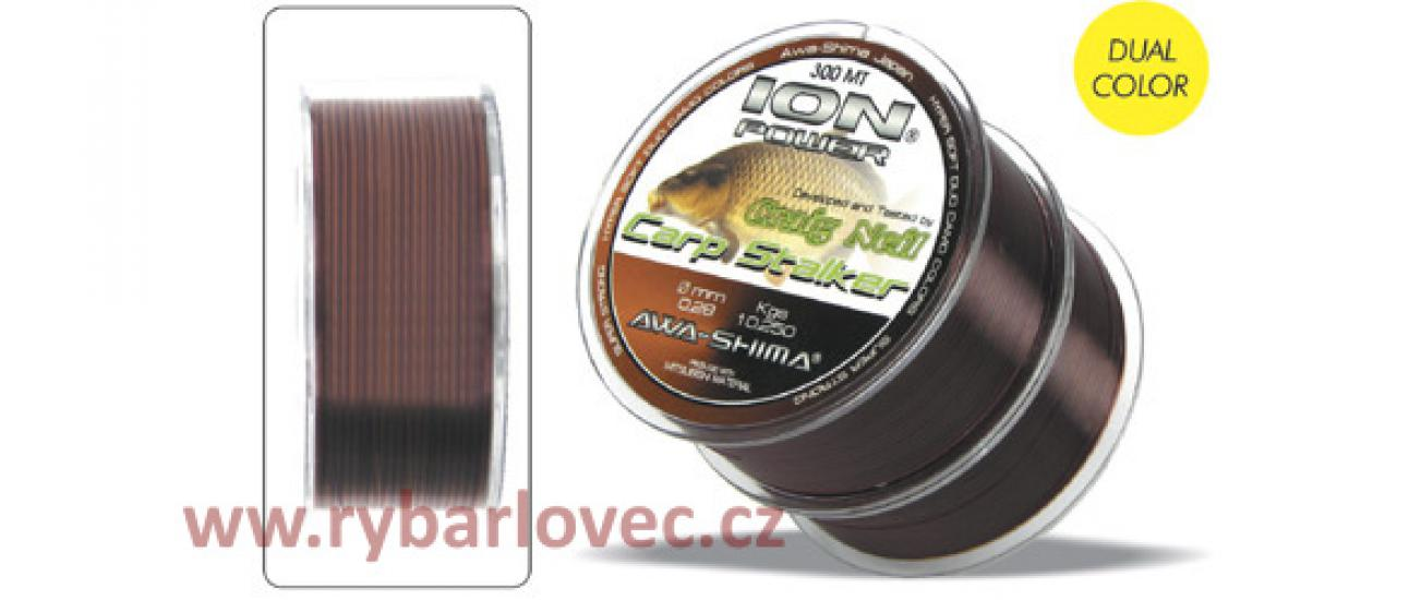 ION power craig neil carp stalker 0,261mm 2x300m