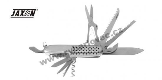 Nůžky multifunkční Jaxon 11 funkcí