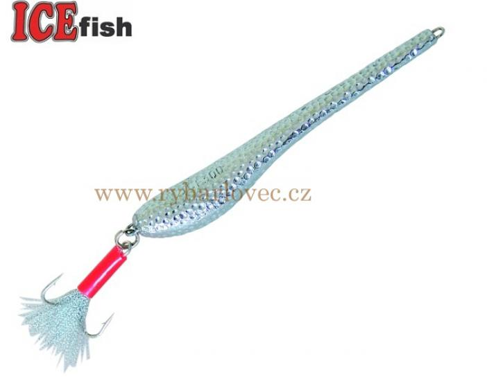 ICE fish Pilkr SILVER 100g