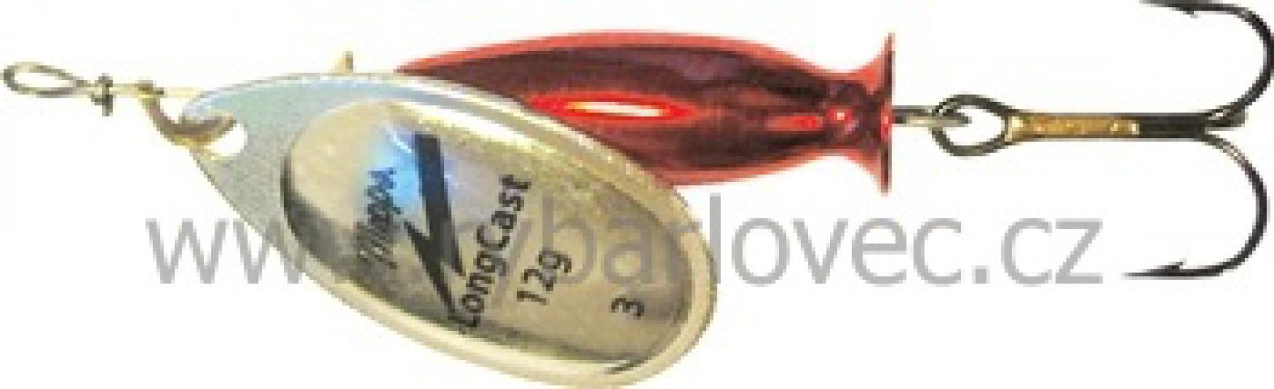 Mepps aglia longcast zlatá 4/17g