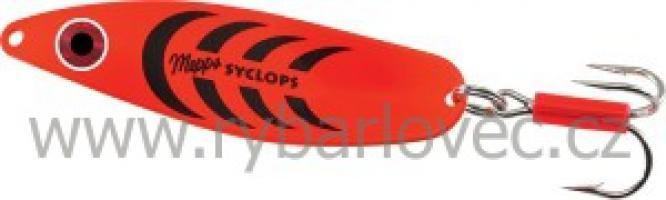 Mepps syclops fluo oranž.0/8g
