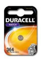 Baterie duracel 364-placatá malá