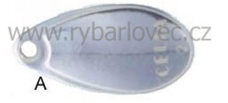 Rublex Celta A stříbrná 3/5g