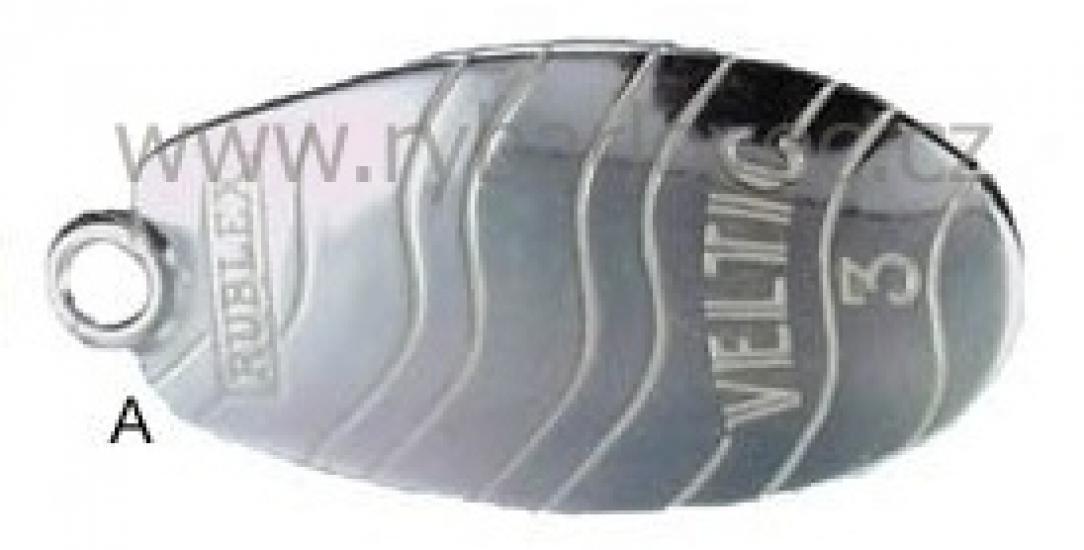 Rublex Veltic A stříbrná 1/2g