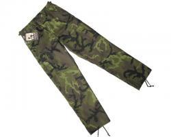 Kalhoty BDU 95 maskáčové XL