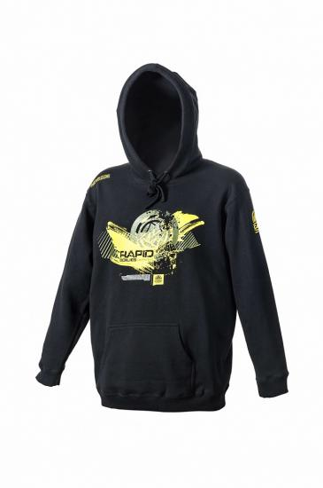 Mikina s kapucí MCW Hardcore XL