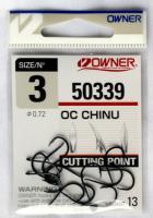 Háčky Owner Oc Chinu 50339 vel.3 13ks/bal.