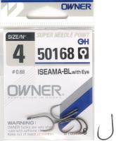 Háčky Owner Iseama-BL 50168 vel.1 4ks/bal.