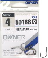 Háčky Owner Iseama-BL 50168 vel.6 7ks/bal.