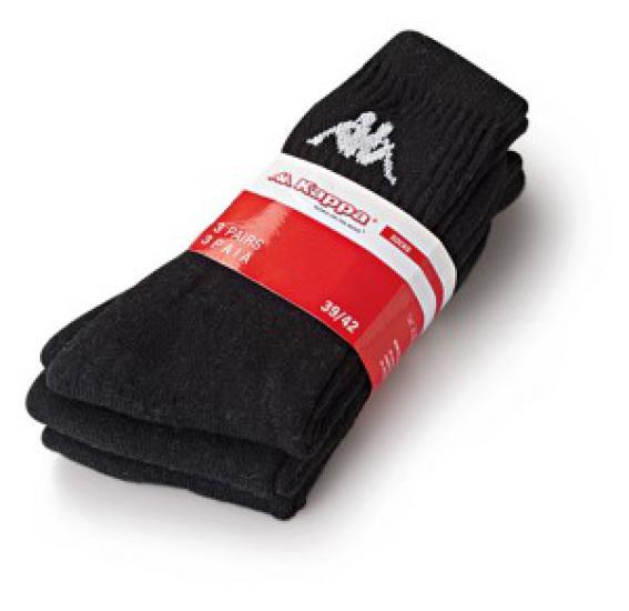 Ponožky KAPPA sportovní různé velikosti