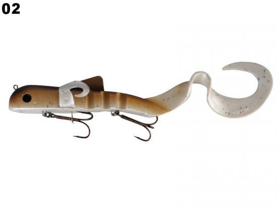 Umělá nástraha SAVAGEAR Alien Eel V2 143g/30cm