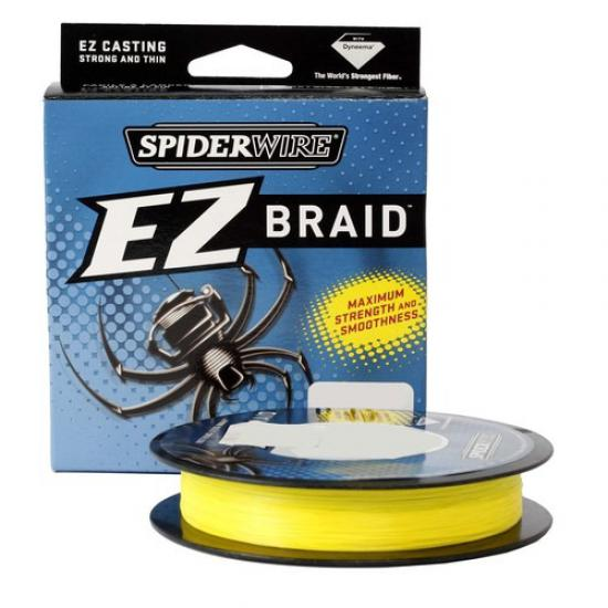 Šňůra Spiderwire Ez Braid 0,12mm/100m