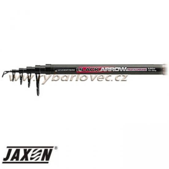 Prut Jaxon Black Arrow tele Allround 3,80m 30-80g