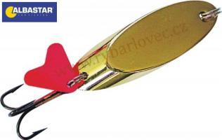Pilker Albastar Scorpion přívlačový -  21g zlatý
