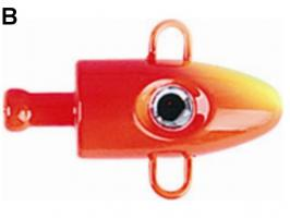 Jigová hlava Jaxon Pro Marine 140g