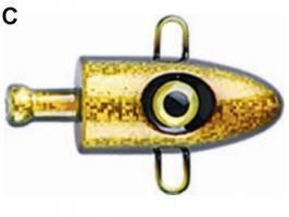 Jigová hlava Jaxon Pro Marine 210g