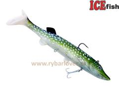 ICE fish Canibal Pike - 26cm/180g