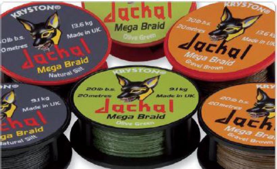 Kryston Jackal - 20m - 20lb/9,10Kg - Olive Green