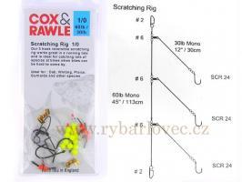 Cox Rawle Scratching Rig 1/0 mořský návazec