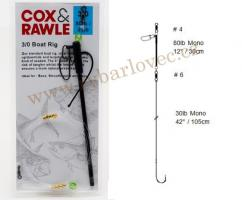 Cox Rawle Boat Rig 3/0 mořský návazec