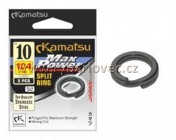 Kroužek Kamatsu spojovací Max Power 10mm/104kg