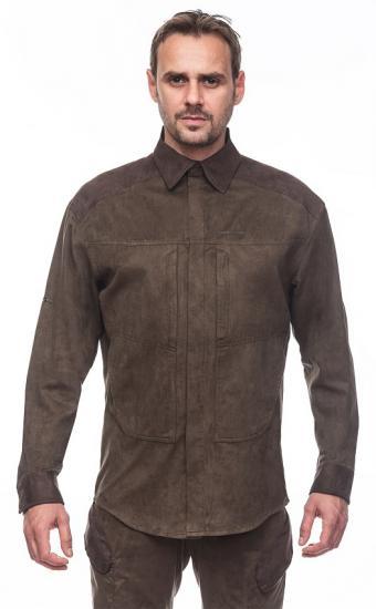 Myslivecká košile b.Dub XPR Shirt Magnetic Hillman