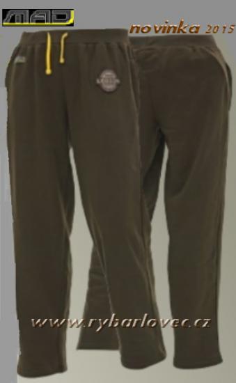 Kalhoty MAD  Bivvy Zone Joggers