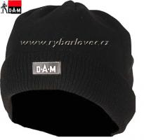 Čepice fleec DAM černá Hot