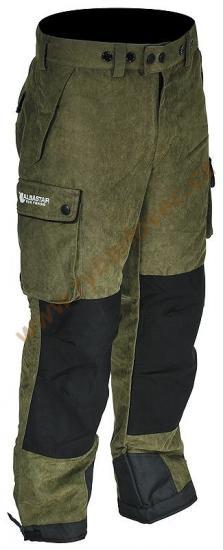 Kalhoty Albastar zeleno/černé vel.XL