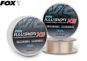 FOX Vlasec Illusion XS Fluorokarbon 0,28mm/4,54kg