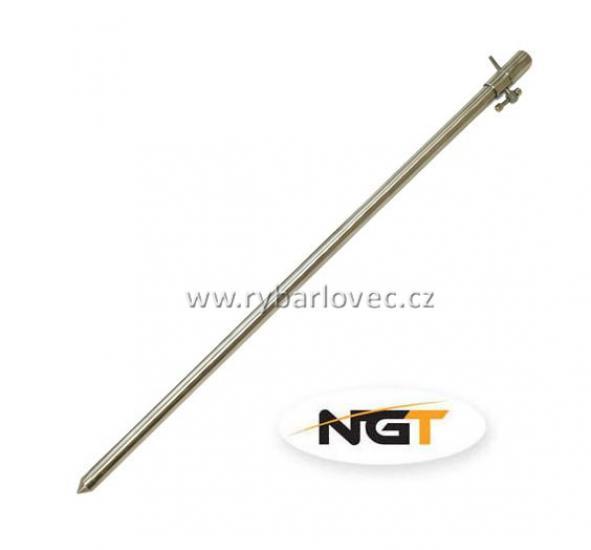 Vidlička teleskopická nerez 50-90cm NGT bank stick