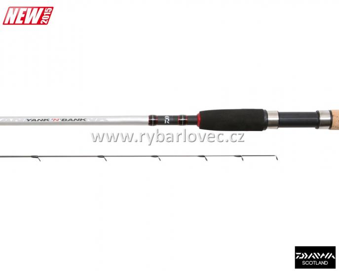 Prut Daiwa Yank N Bank Match  Pellet 12ft 2-8lbs