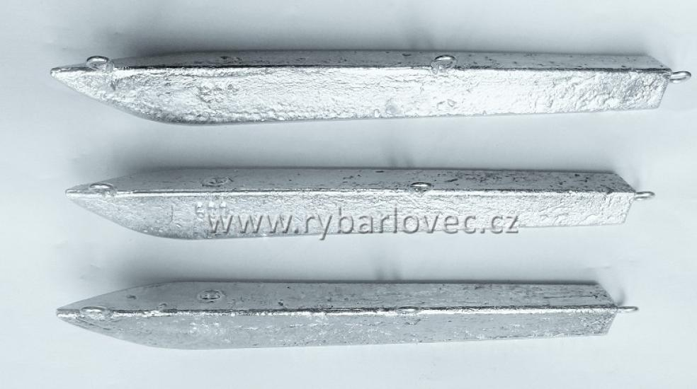 Pilkr Norsko stříbrný 600g