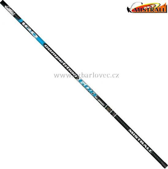 Bič Mistrall Siro Pole 700 Carbon