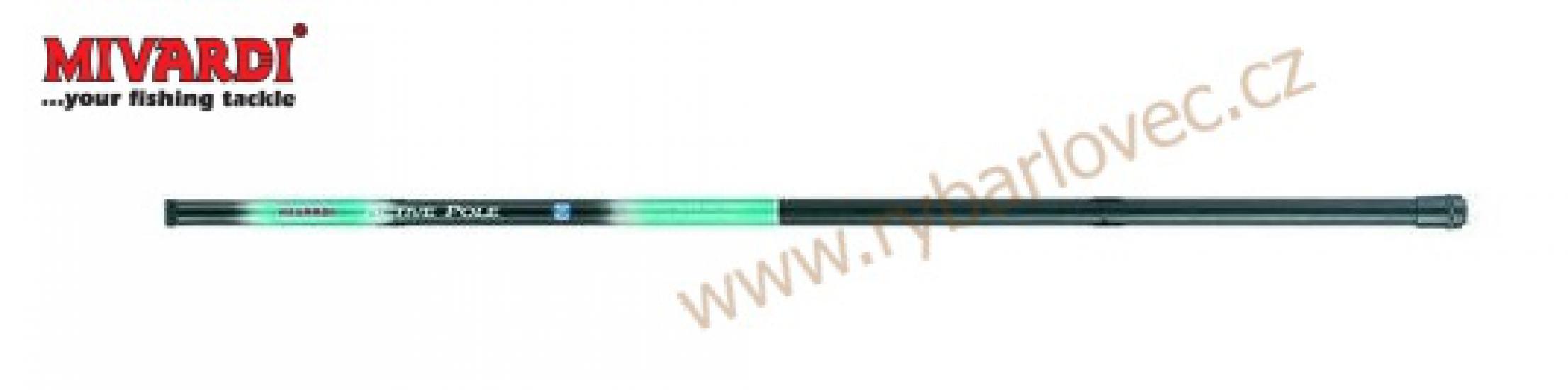Bič Mivardi Active Pole 5,0 m 5 - 25 g