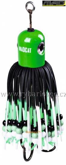 Sumcová chobotnička MADcat Clonk Teaser 150g Green