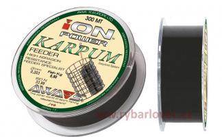 ION POWER KARPUM FEEDER 300m/0,261mm