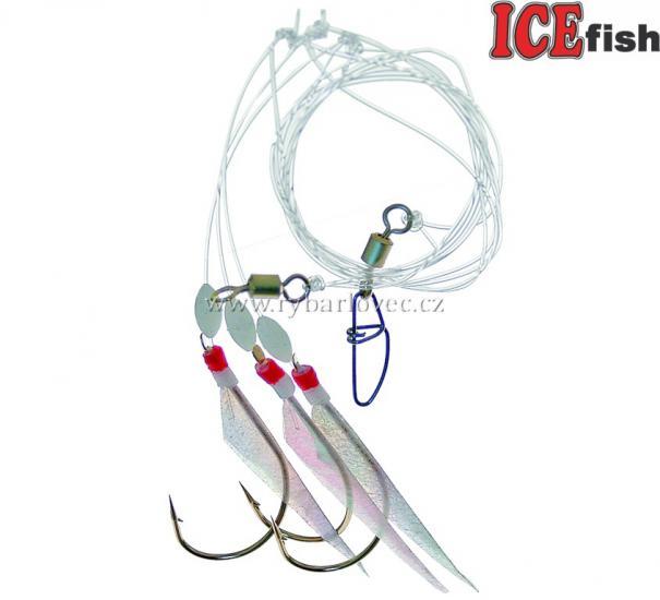 ICE fish Mořský návazec Skin