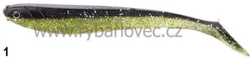 Gumová nástraha DAM Effzet Speed Tail 8cm/2ks bal.