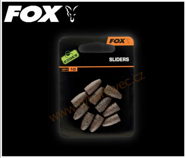 FOX Zadní olovo Sliders 10ks